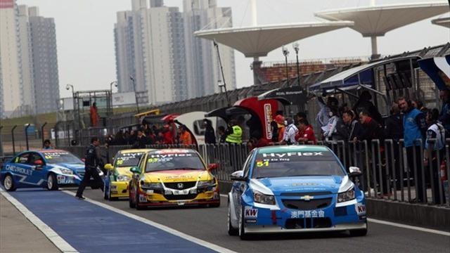 WTCC - Strong contingent of local drivers set for Macau