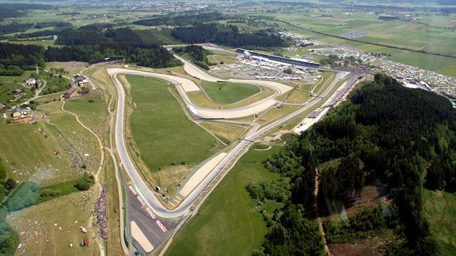 Formula 1 - Austria F1 return gets legal approval