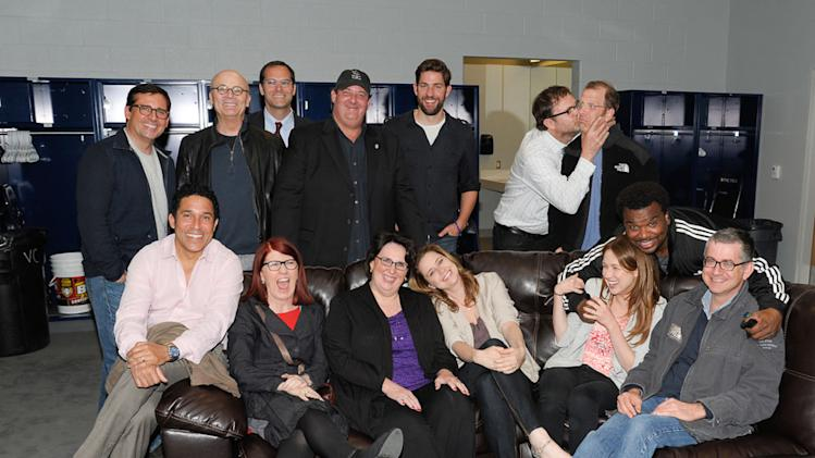 """The Office"" - Season 9 ""Scranton Wrap Party"""