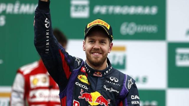 Formula 1 - Vettel to become a father