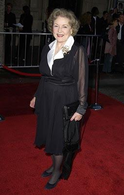 Premiere: Betty White at the LA premiere of Touchstone's Bringing Down the House - 3/2/2003