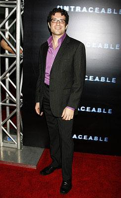 Ty Giordano at the Los Angeles Premiere of Screen Gems' Untraceable
