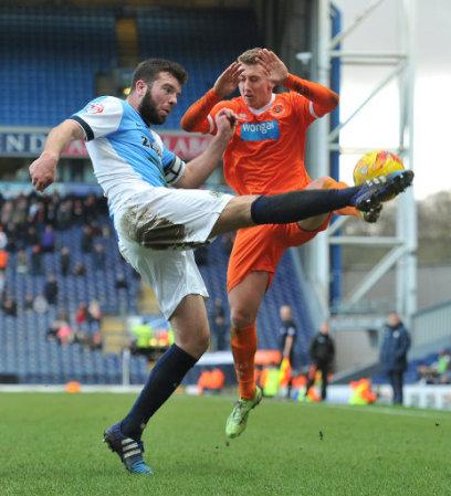 Soccer - Sky Bet Championship - Blackburn Rovers v Blackpool - Ewood Park