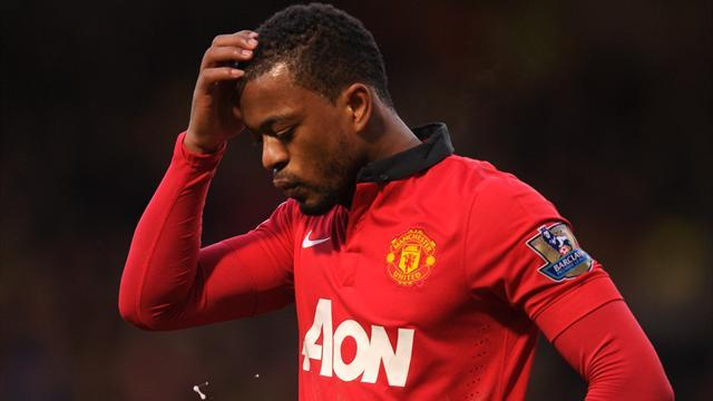 Premier League - Evra: United nightmare cannot end soon enough