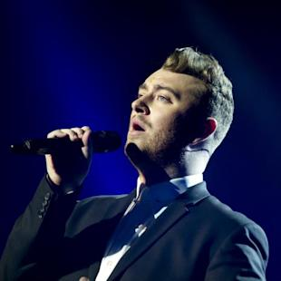 Concerto di Sam Smith alla Heineken Music Hall.