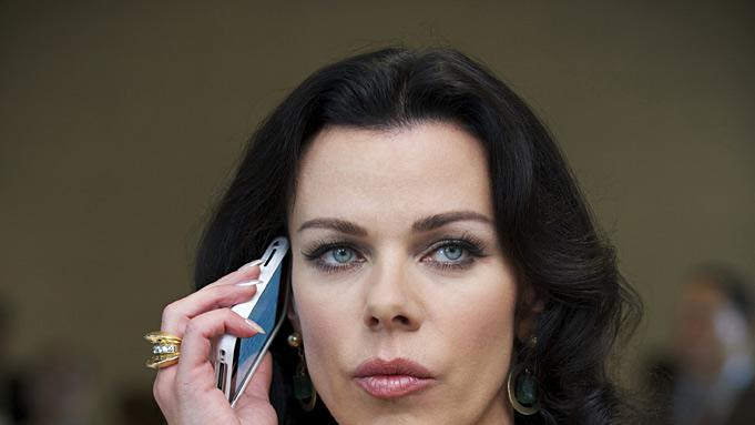"Debi Mazar stars in ""Entourage."""
