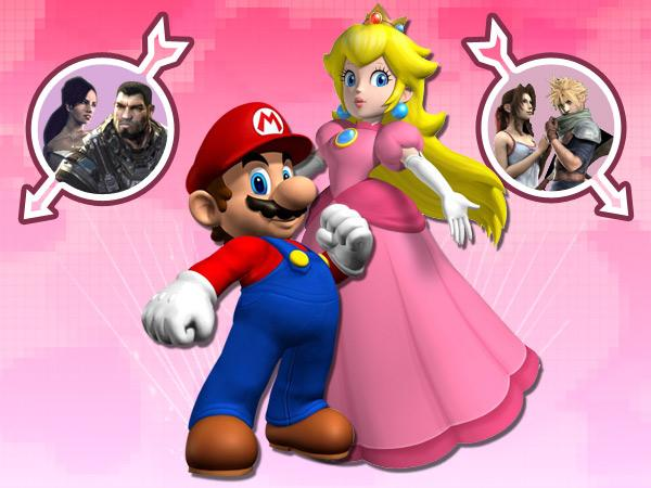 Gaming's greatest romances