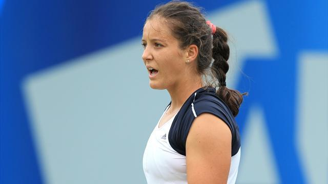 Tennis - Robson, Baltacha and Watson all lose at Eastbourne