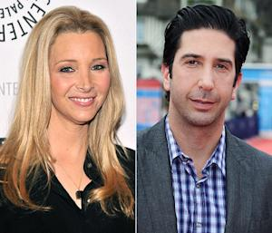Lisa Kudrow to Reunite With Friends Costar David Schwimmer on Web Therapy