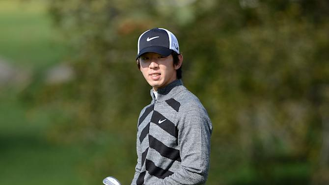 AT&T Pebble Beach National Pro-Am - Round Two