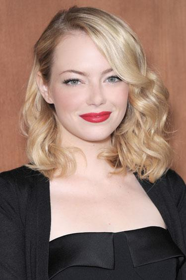 Lightening Up: Emma Stone
