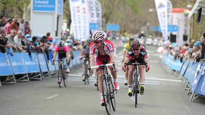 Cycling - Trofimov wins stage, Froome still in yellow