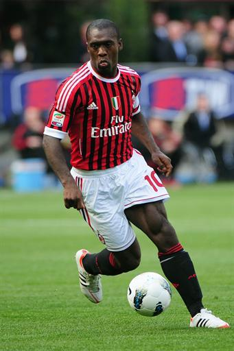 Netherlands - Seedorf confirms Milan exit