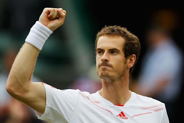 -	Tennis: Andy Murray became the first Brit to win the Wimbledon title in 76 years.