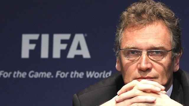 Football - Less democracy makes for an easier World Cup - Valcke