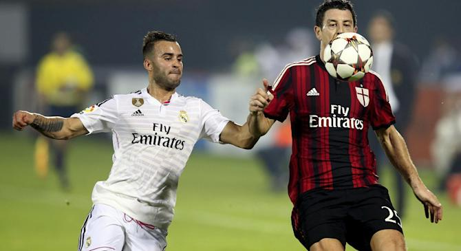 Video: Real Madrid vs AC Milan