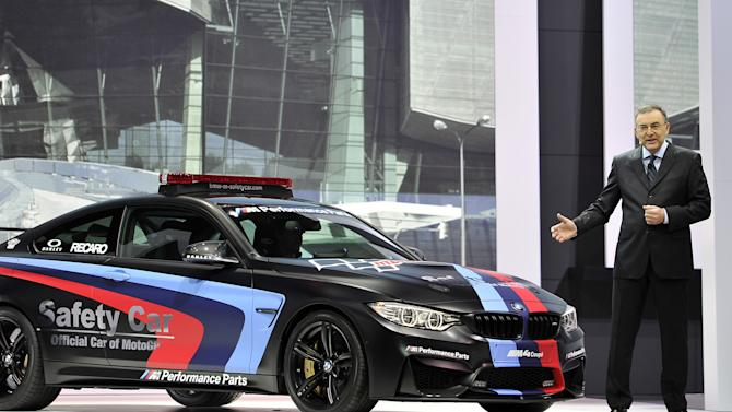 85th Geneva International Motor Show - Day 1