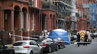 London Balcony Collapse: Two People Killed