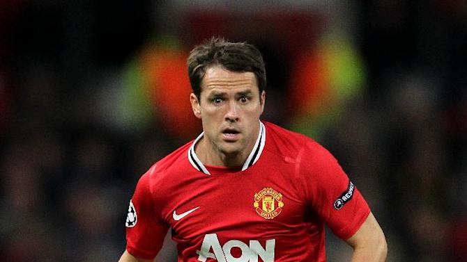 Michael Owen hinted he would make a decision on his future on Wednesday