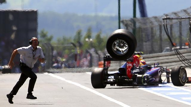Formula 1 - F1 mulls grid penalties for pit errors