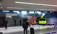 Man 'Sets Himself On Fire' At Rome Airport