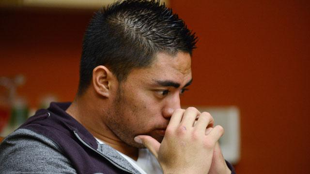 Te'o Tells Couric He Briefly Lied About Girlfriend