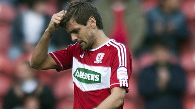 Championship - Woodgate could return for Boro