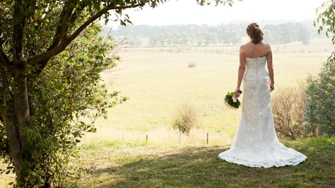 How Wedding Gowns Can Bring Solace to Grieving Parents