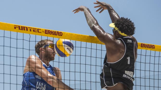 FIVB Puerto Vallarta Open - Day 4