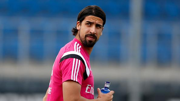 Sami Khedira expresses hurt after being frozen out at Real Madrid