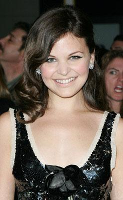 Ginnifer Goodwin at the LA premiere of 20th Century Fox's Walk the Line
