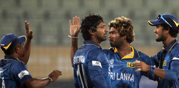 Sri Lanka edge out India in World T20 warm-up