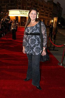 Camryn Manheim at the Los Angeles premiere of Warner Bros. Pictures' Rails & Ties
