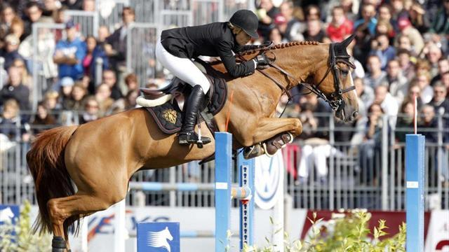 Equestrianism - Tops-Alexander claims victory in Geneva