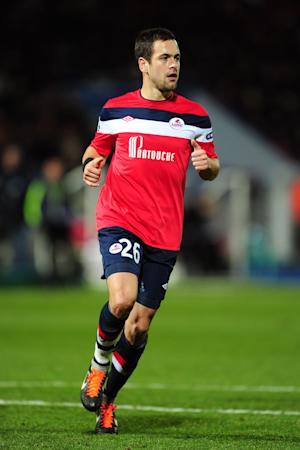 Joe Cole is looking forward to playing at Anfield again after a successful spell in Lille