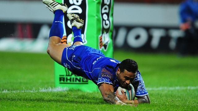 Rugby League - Samoa dominate against poor PNG