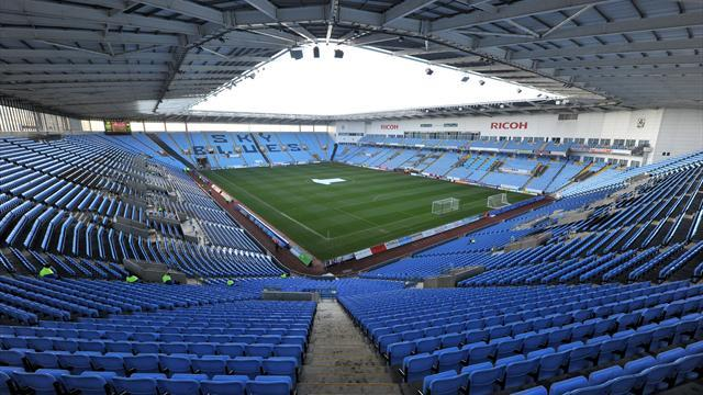 League One - Coventry given Boxing Day deadline