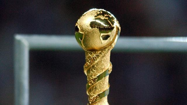 World Cup - FIFA has faith in Brazil
