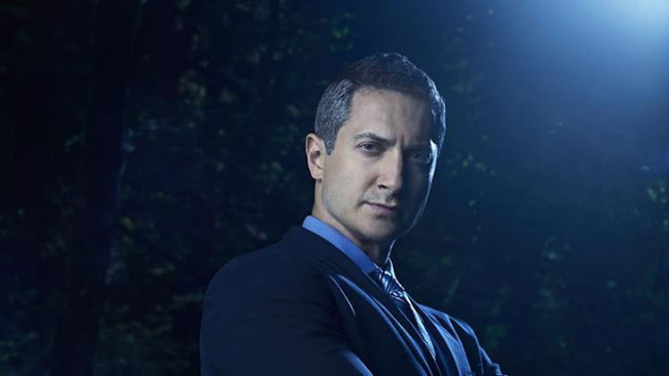 "Sasha Roiz stars as Captain Renard in ""Grimm."""