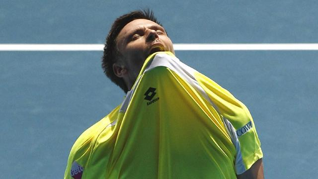 Tennis - Soderling unsure of future in tennis