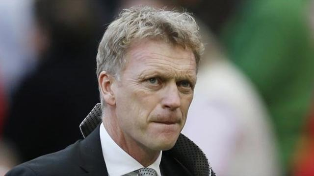 Premier League - Moyes wants more from United