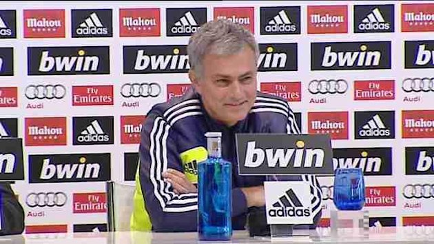 Mourinho: We should forget Tuesday's Champions League game
