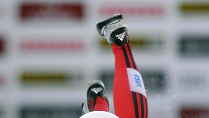 IBSF Bob & Skeleton World Championship 2013 - Day 6