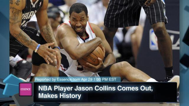 Jason Collins News - National Basketball Association, NBA, U.S. League