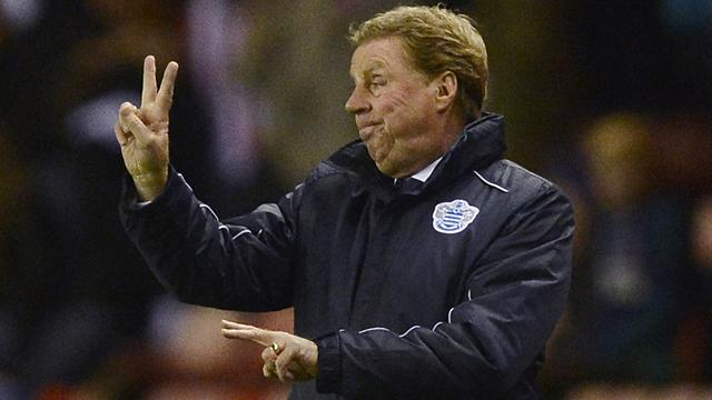 Premier League - Managers: Redknapp confident of survival