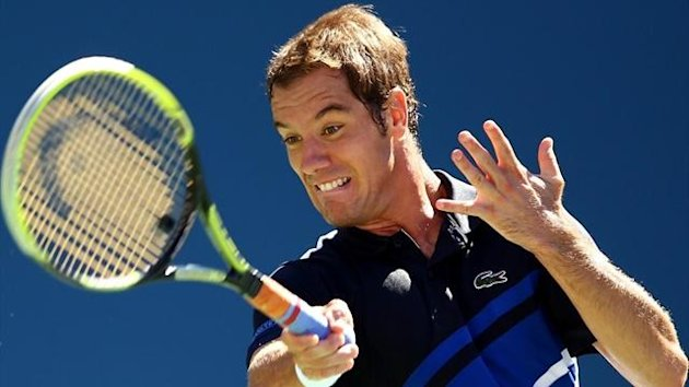 US Open 2013: Richard Gasquet
