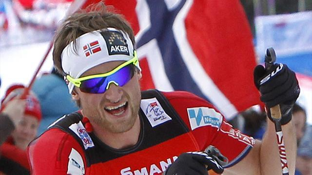 Cross-Country Skiing - 50 to watch: Norwegian showman Northug gets serious for Sochi
