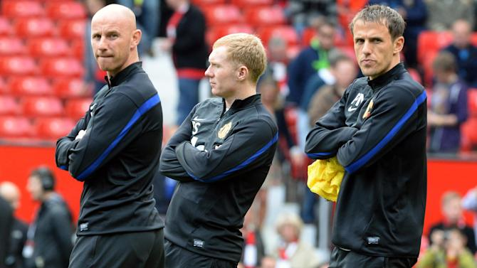 Premier League - Class of '92 to be given roles under Van Gaal