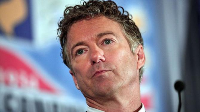 Rand Paul's Festivus Rant Begins on Twitter