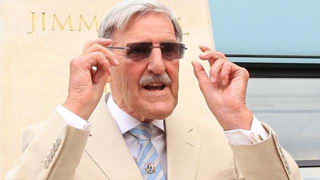 Football - Family squabble over Alzheimer's victim Jimmy Hill